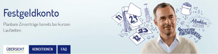 netbank festgeldkonto