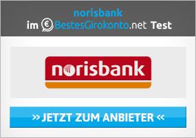 Girokonto Empfehlung: norisbank-Konto