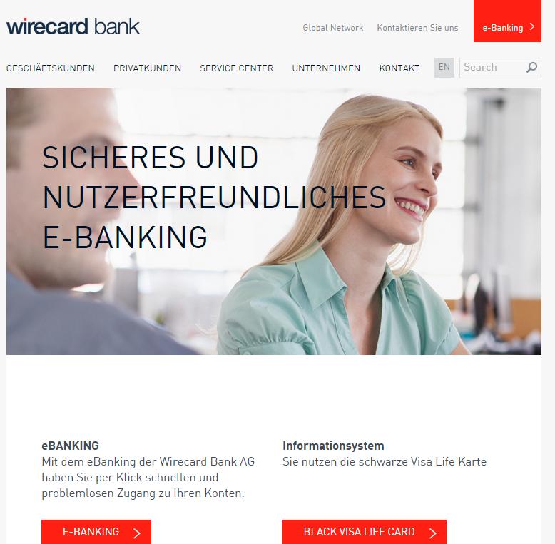 wirecard bank hotline
