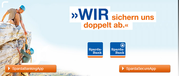 sparda-bank mobile andwendung