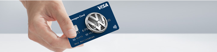 volkswagen bank visa card