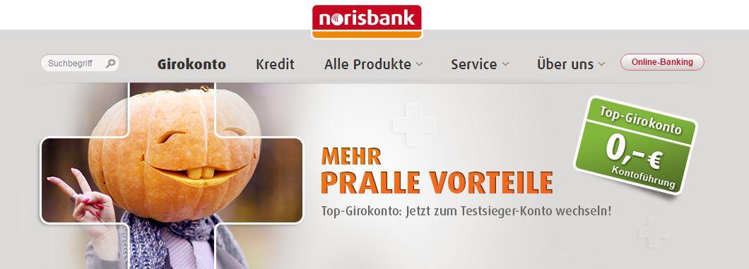 Die norisbank ist Klassenbester!