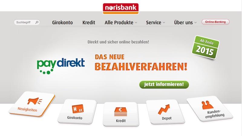 Der Kunden-Service erfolgt online oder per Telefon