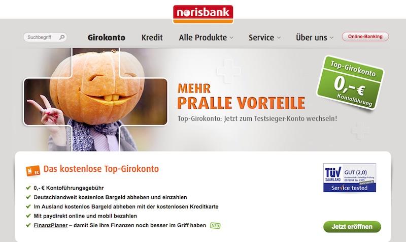 Das Top-Girokonto mit kostenfreier MasterCard!