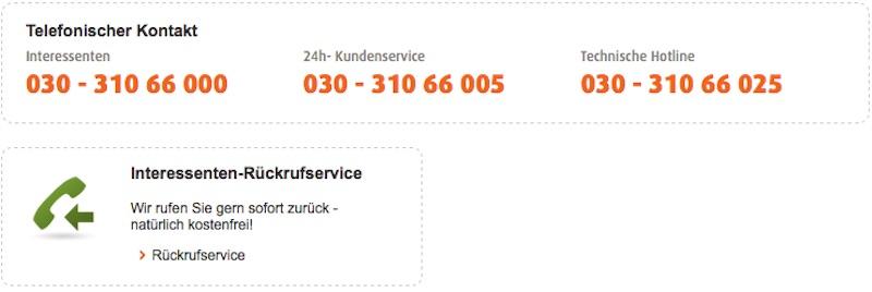 Top-Kundenservice bei der norisbank