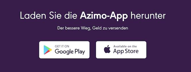 Azimo App
