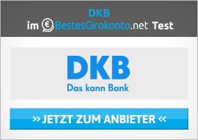 Girokonto Empfehlung - DKB