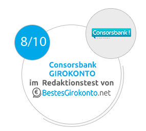 Consorsbank Testergebnis