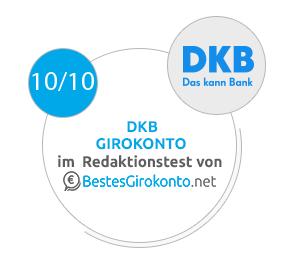 DKB Testergebnis
