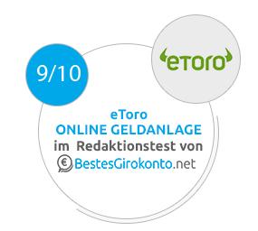 eToro Testergebnis