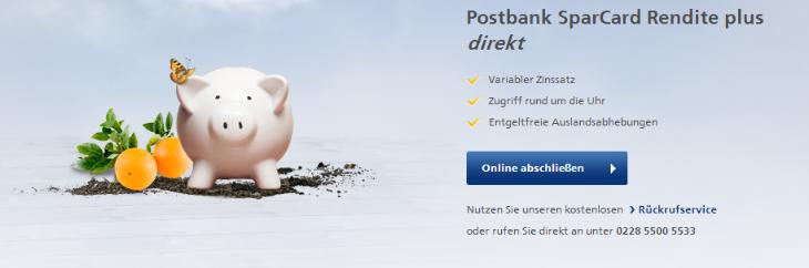 Girokonto bei der Postbank bleibt die günstigste Variante