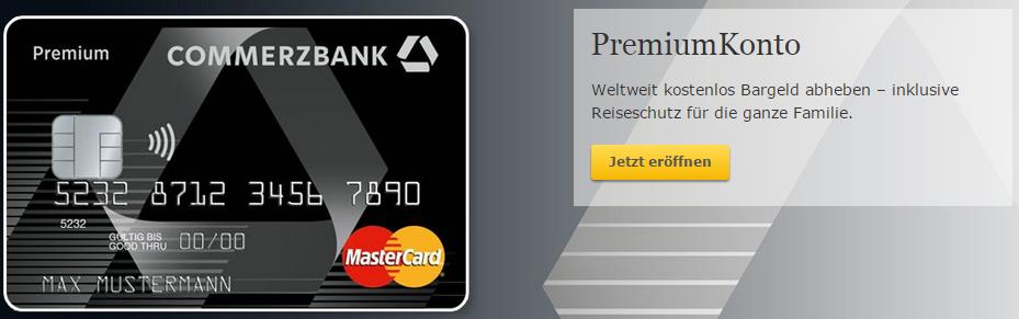 Commerzbank VISA Card