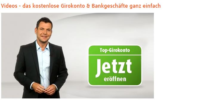 Schritt für Schritt das norisbank Konto eröffnen