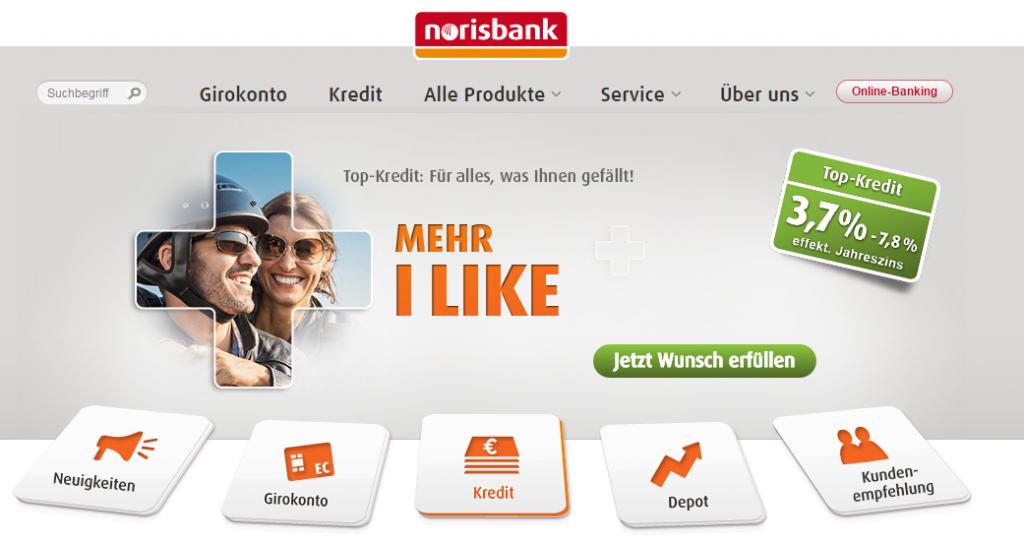 Norisbank Girokonto
