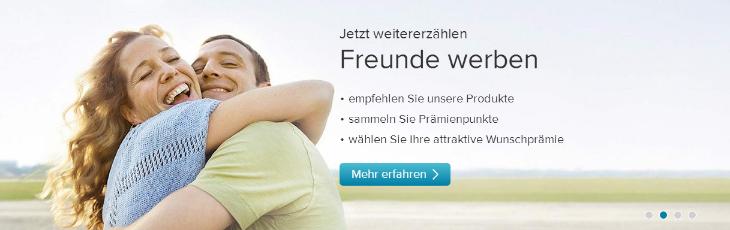 consorsbank freunde werben prämie