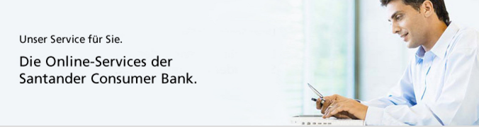 Online Banking Santander santander bank girokonto