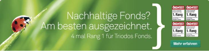triodos bank nachhaltigkeit