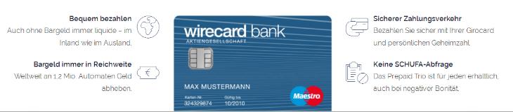 """Prepaid-Kreditkarten sind das Kernprodukt"""