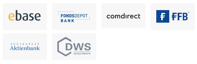 FondsSuperMarkt Partnerbanken