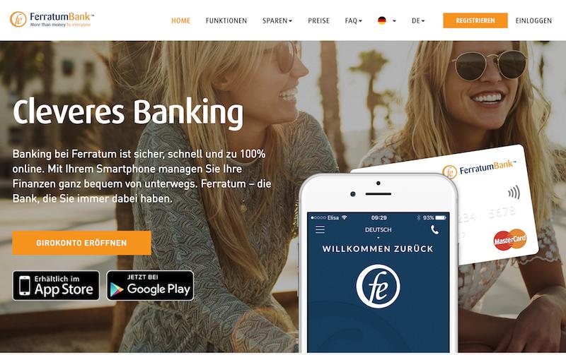 Ferratum Bank Erfahrungen von Bestesgirokonto.net