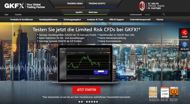 GKFX Erfahrungen von BestesGirokonto.net