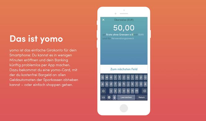 yomo Girokonto Erfahrungen von BesteGirokonto.net