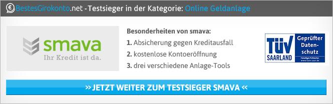Online-Geldanlage Vergleich BestesGirokonto.net