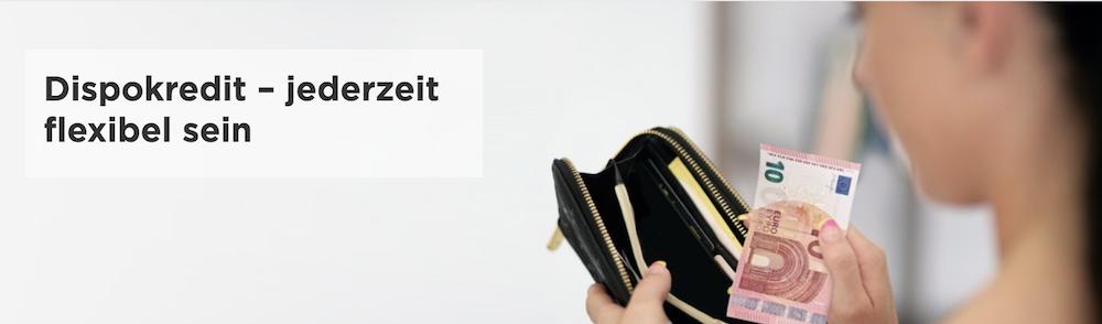 Commerzbank Dispokredit