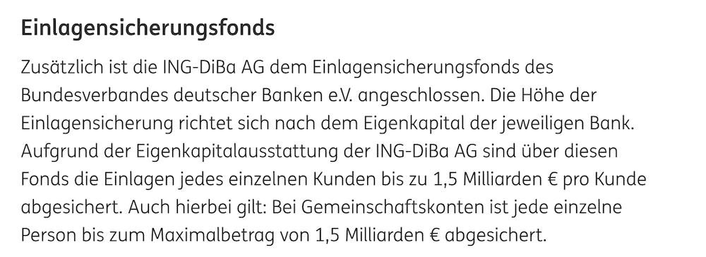 ING Einlagensicherungsfonds