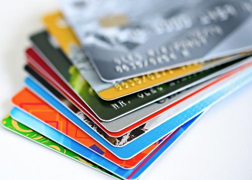 Debit Kreditkarte Test